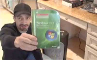 Instalando Windows Vista en 2 minutos