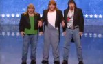 """Tres """"Tenores campesinos"""" (America's Got Talent)"""