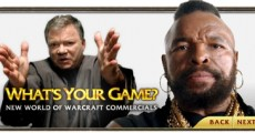 What's Your Game?, comercial de World Of Warcraft